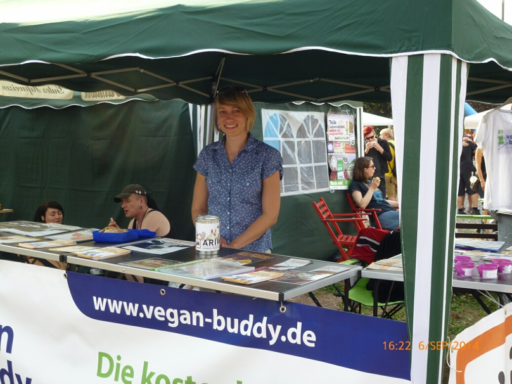 Vegan Summer Day Leipzig 2014